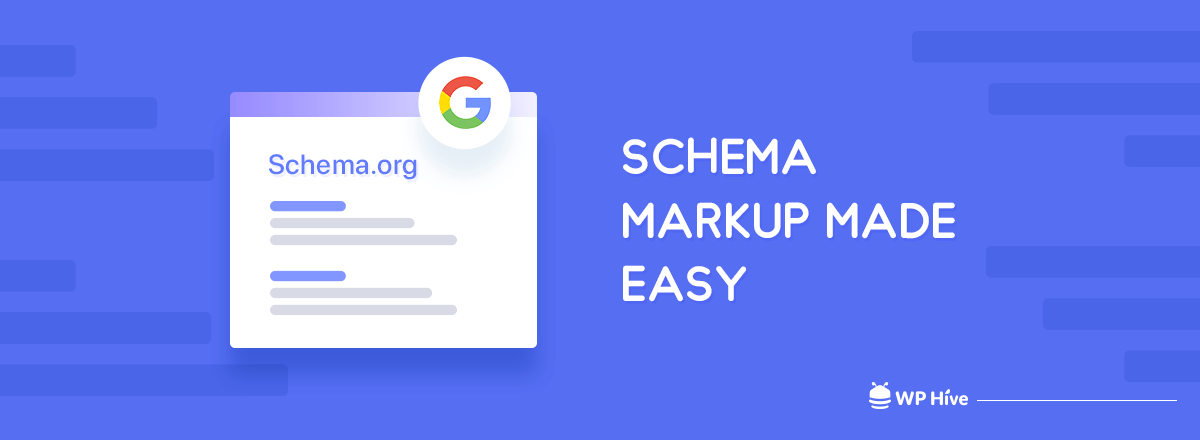 WordPress Schema Markup