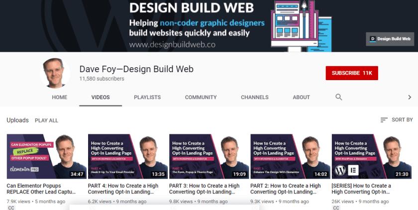 Design Build Web