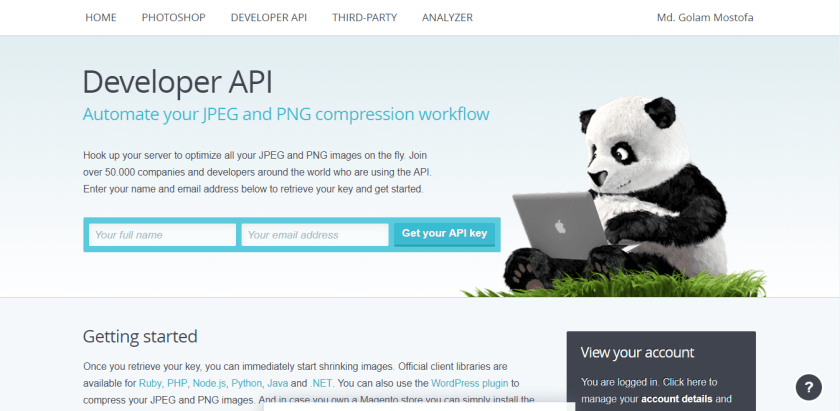 Bamboo Developer API