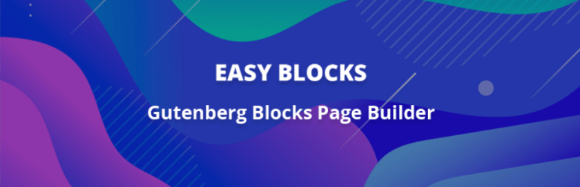 Easy Blocks – Gutenberg Blocks Page Builder