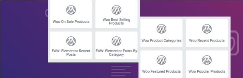 Modèles et compléments Elementor - Sizzify Lite