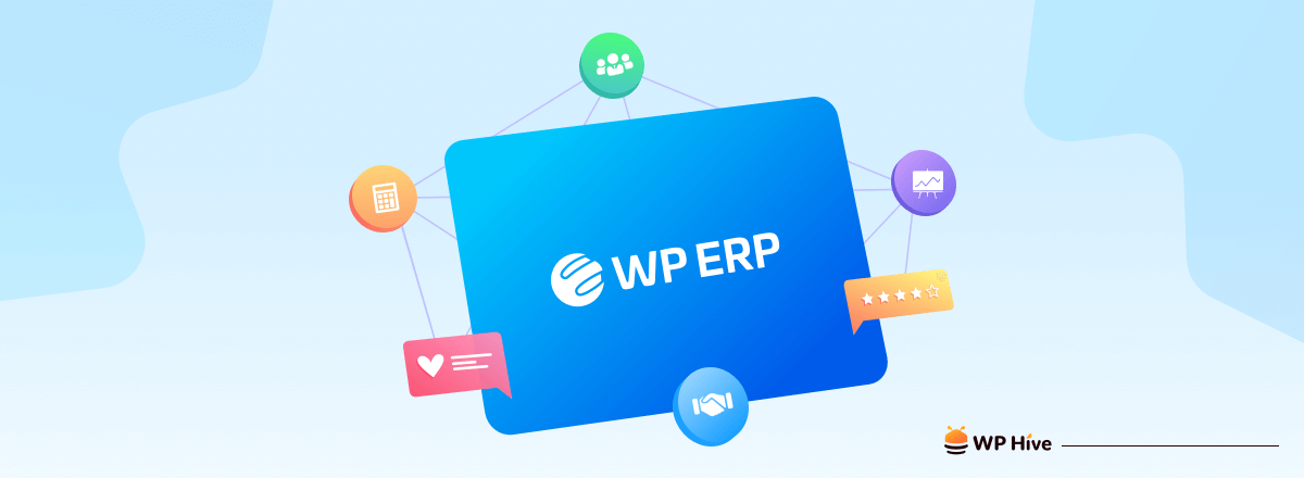WP ERP Review: The First Full-Fledged Enterprise Resource Planning in WordPress