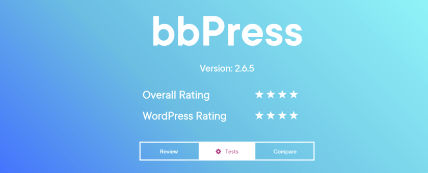 bbPress common faqs