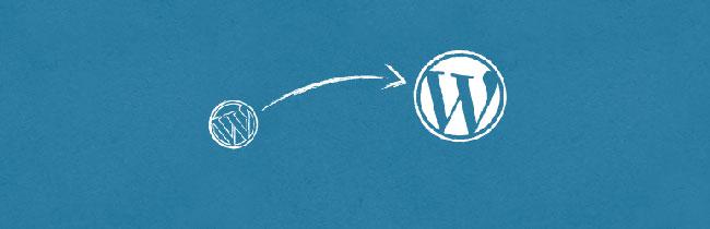 screenshot of wordpress importer plugin