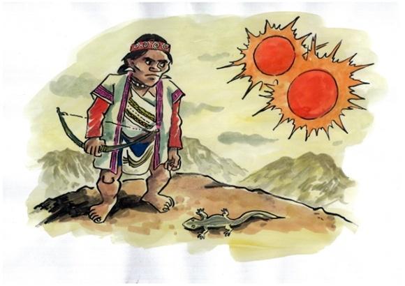 用射日傳說帶你看原住民信仰的世界觀 | 文化銀行 — vocus