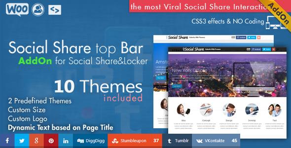 Social Share & Locker Pro WordPress Plugin - 18