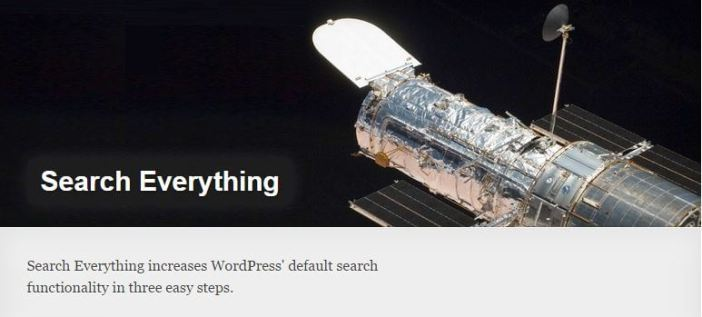 Better search plugin wordpress