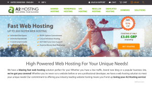 A2 Hosting WordPress Boxing Day Deal