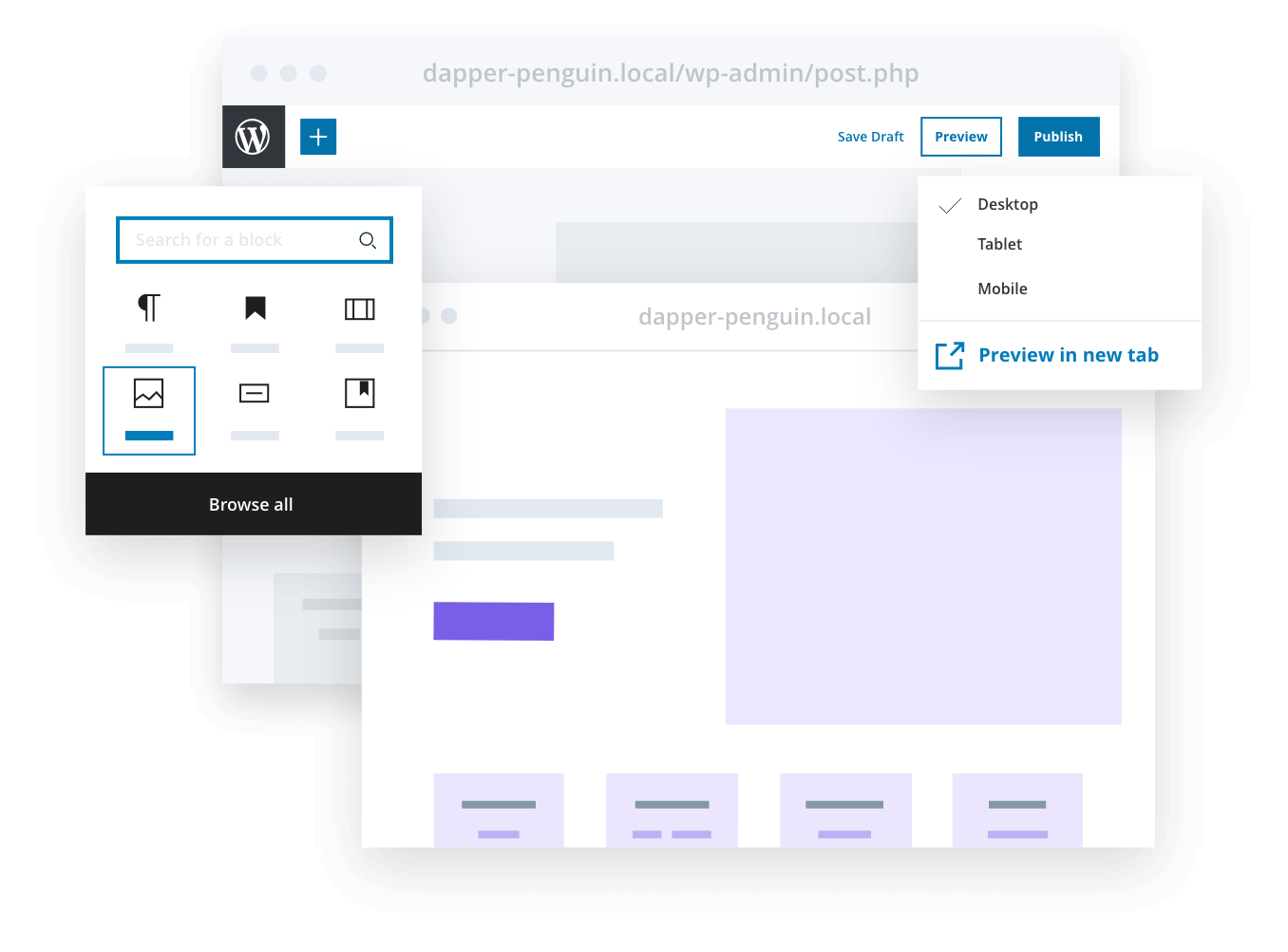 Atlas Headless WordPress WP Engine CMS Features