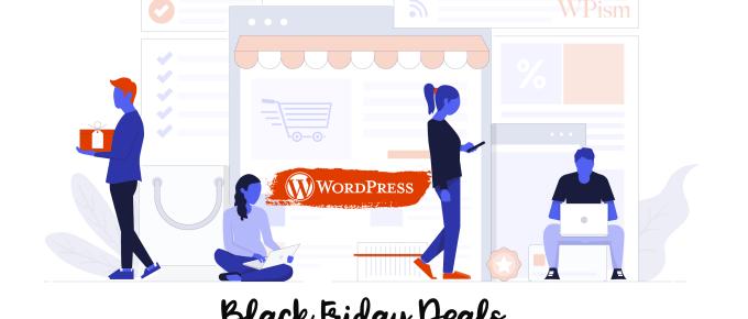 Black Friday WordPress Deals Discounts Offers