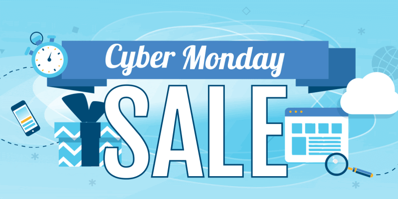 Bluehost Cyber Monday discount coupon
