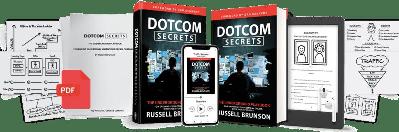 DotCom Secrets Book Free Download ClickFunnels Coupon