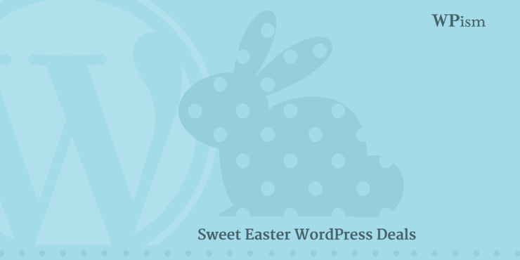 Sweet Easter WordPress Deals 2016!