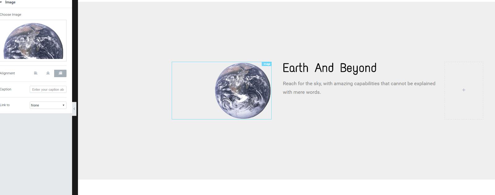 Elementor WordPress Style Settings