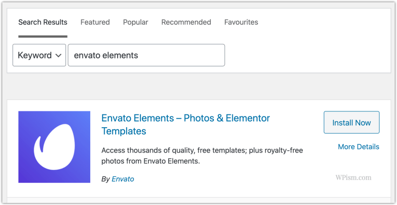 Envato Elements WordPress Plugin Download