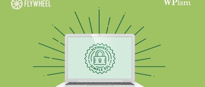 flywheel Free Simple SSL WordPress website