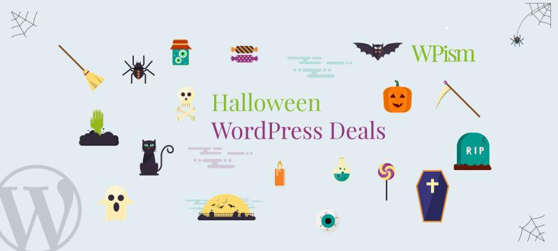 Halloween WordPress Deals Discounts Coupons