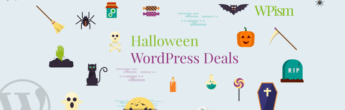 Halloween WordPress Deals Discounts Coupons