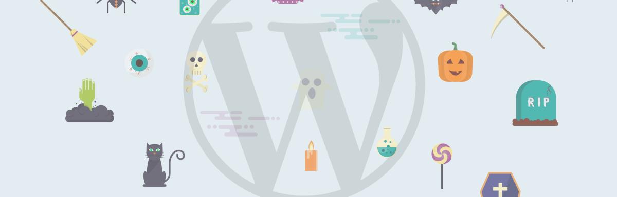 Halloween WordPress Deals 2018