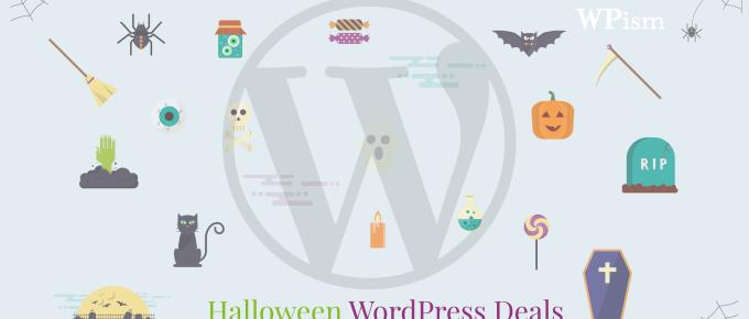 Halloween WordPress Deals Offers