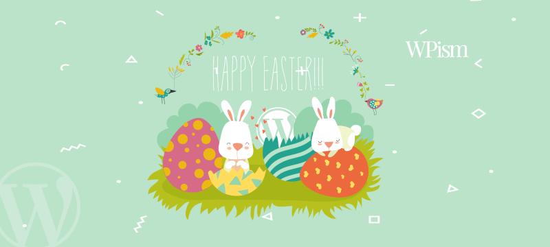 Happy Easter WordPress Deals Discounts