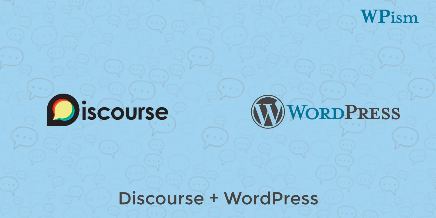Integrate Discourse Forum with WordPress