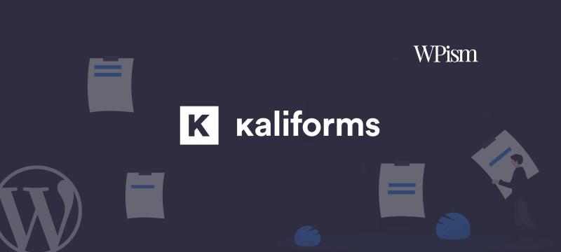 Kali Forms Review WordPress Forms Builder Plugin
