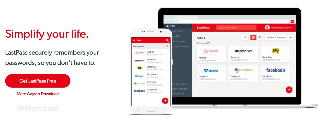 LastPass - Secure Your Login Information