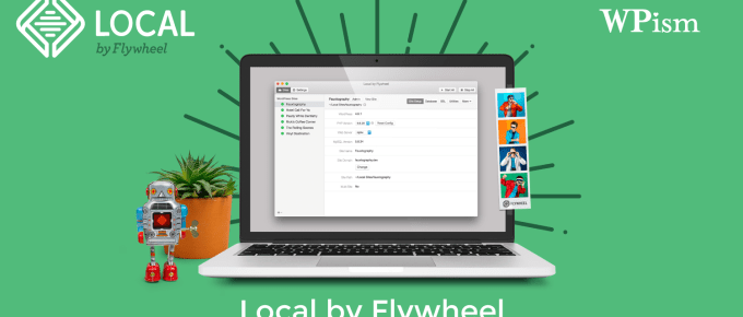 Local by Flywheel WordPress Local Development Tool