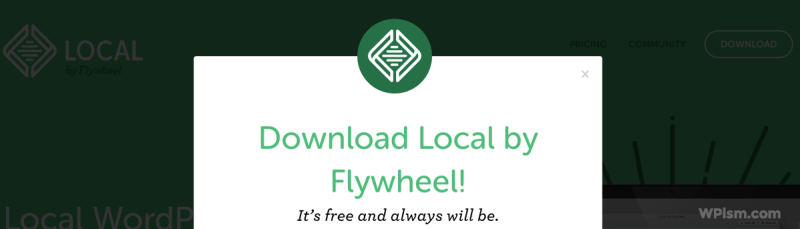 Local by Flywheel Application Download
