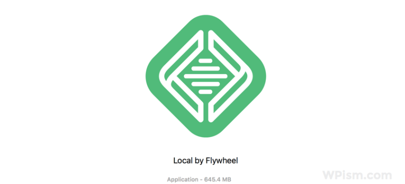 Local by Flywheel WordPress Tool Application File
