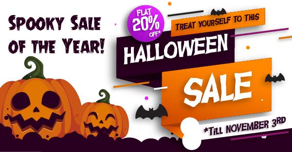 MakeWebBetter Halloween deal sale details