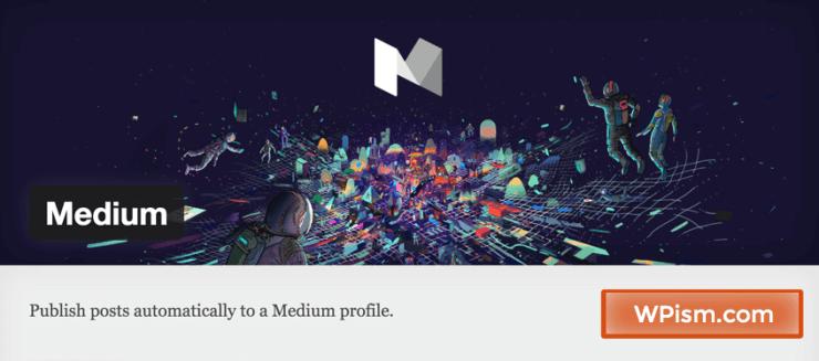 Medium WordPress Plugin Official