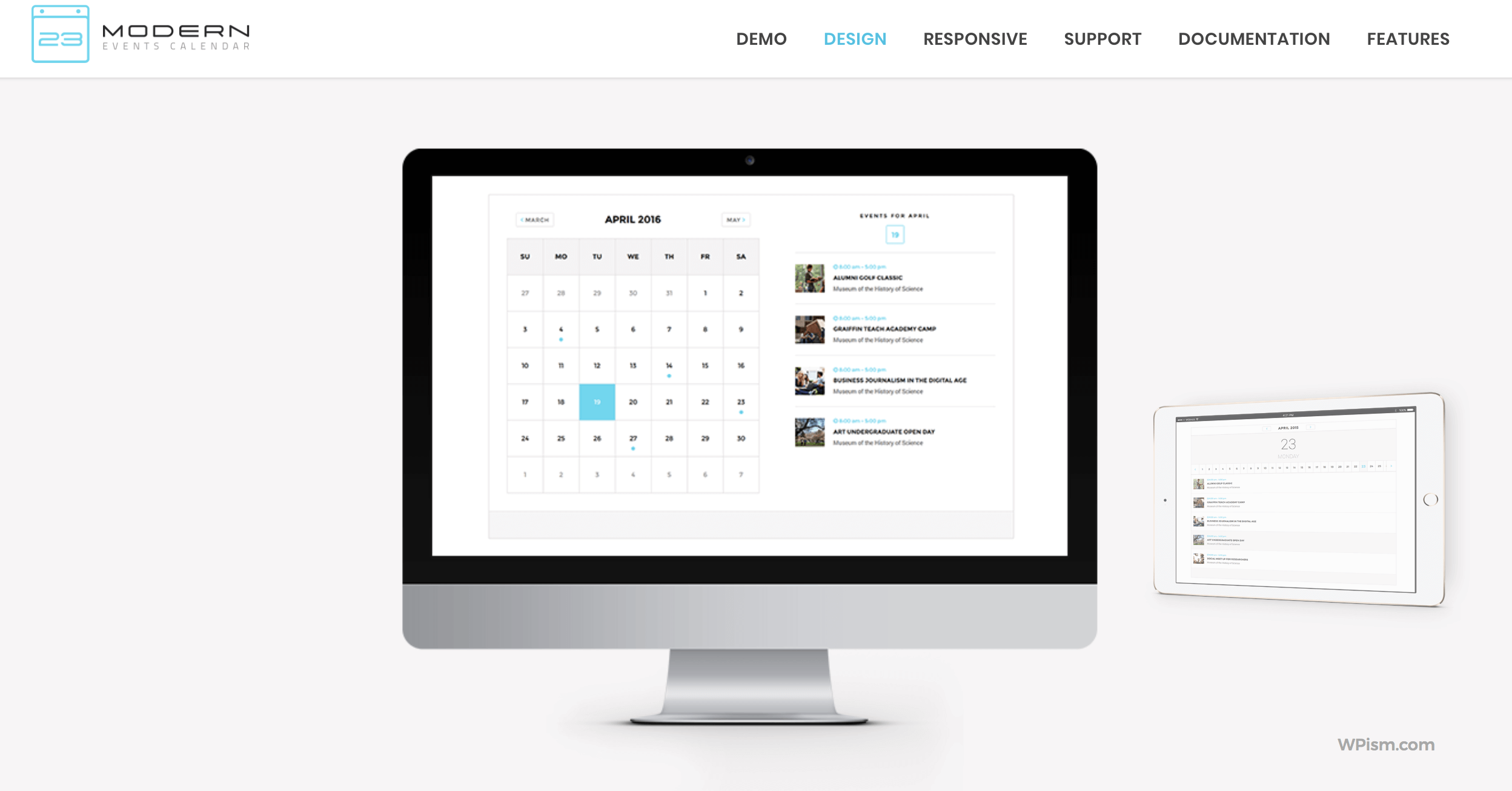 Modern Events Calendar Plugin WordPress Bookings