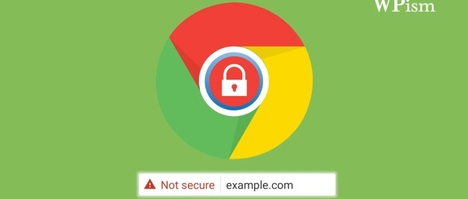 Not Secure Warning in Chrome