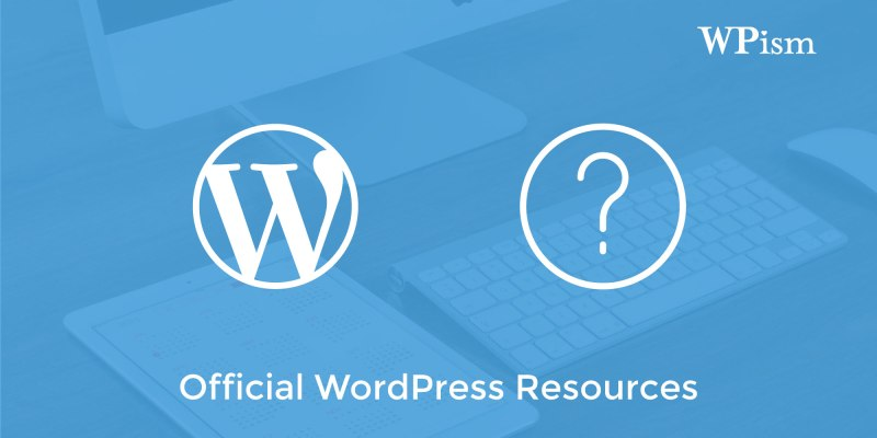 Top Official WordPress Help Resources