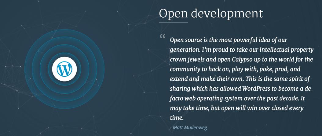 Open Source WordPress Development
