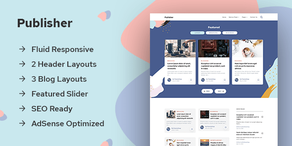 Publisher MyThemeShop Theme Discount Deal