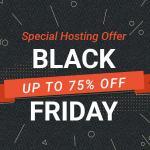 SiteGround WordPress Black Friday Deals