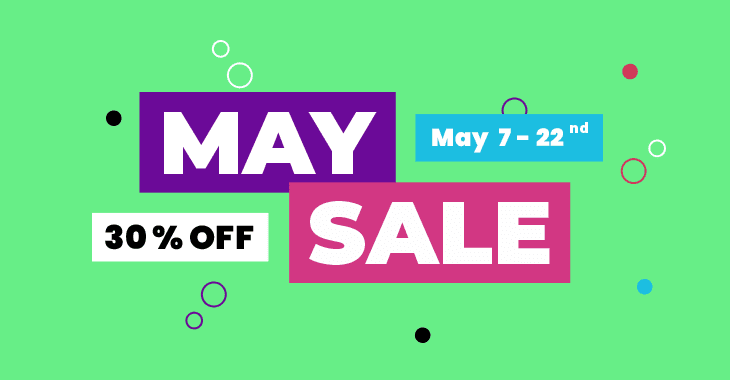 Themify Sale May Deals