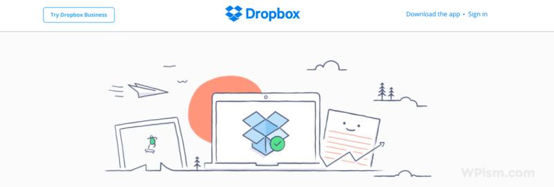 Visit DropBox