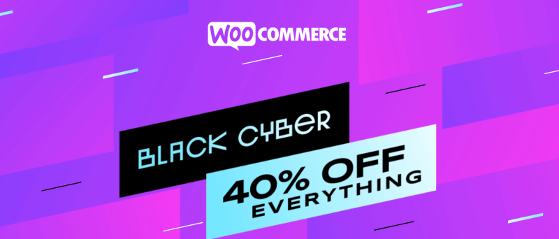 WooCommerce Black Friday Cyber Monday