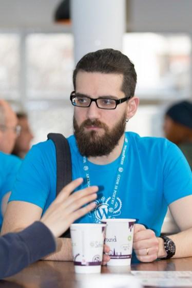 Franz Vitulli at WordCamp London 2016-2968