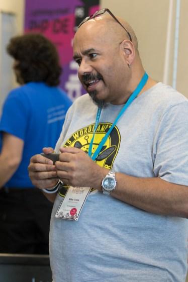 Mike Little, WordPress Cofounder at WordCamp London 2016-3071