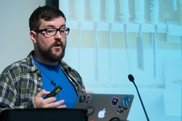 Ben Furfie at WordCamp London 2016-3715