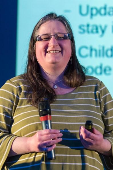 Corinne Welsh at WordCamp London 2016-3932