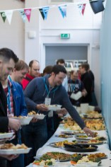 Lunch at WordCamp London 2016-4107