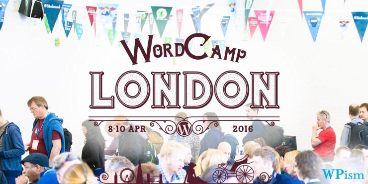 WordCamp London 2016 in Photos