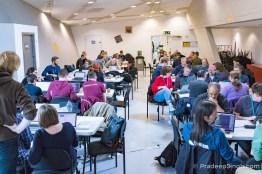 WordCamp London 2017 Contributor Day Pradeep Singh Photo-2418