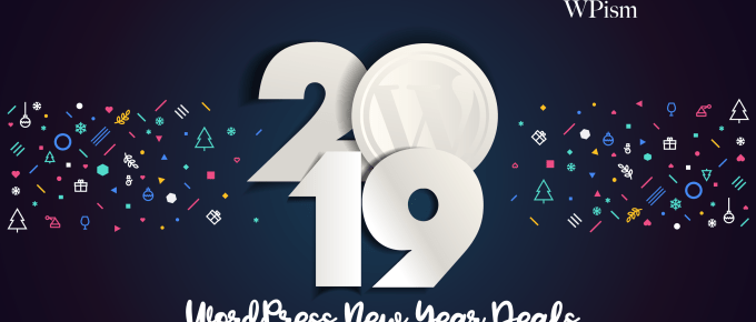 WordPress 2019 Christmas New year Deals Coupons WPism